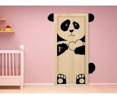 Sticker cute panda bear #panda #stickers #enfants
