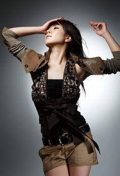 K-Pop singer Boa Kwon