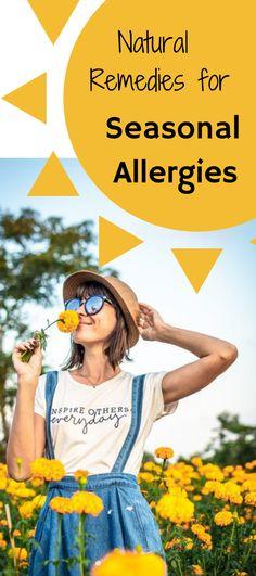 Natural Remedies to Seasonal Allergies. Seasonal allergy home remedies. Natural Asthma Remedies, Natural Cures, Herbal Remedies, Sleep Remedies, Natural Treatments, Home Remedies For Allergies, Allergy Remedies, Sinus Allergies, Natural Cure For Allergies