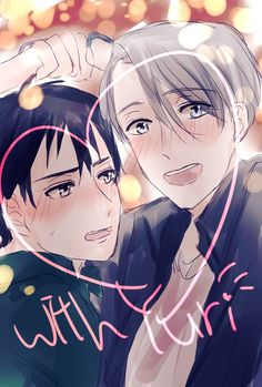 Read ♢ ▹♛◃ ♢ from the story ❄Yuuri's Gallery❄ by Yuuri--Katsuki (꧁ ♕ ꧂) with 708 reads. Yuri On Ice, All Anime, Anime Love, Birdflash, Yuuri Katsuki, Makoharu, ユーリ!!! On Ice, Sweet Lord, Ereri