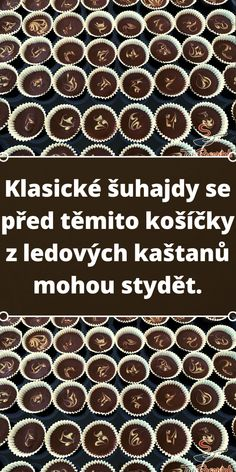 Czech Recipes, Christmas Candy, Amazing Cakes, Deserts, Food And Drink, Sweets, Cooking, Bakken, Kitchen