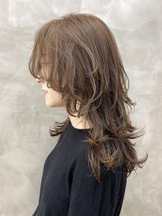 Hair Color Streaks, Hair Color And Cut, Cut My Hair, Hair Highlights, Hair Cuts, Shot Hair Styles, Curly Hair Styles, Hair Inspo, Hair Inspiration