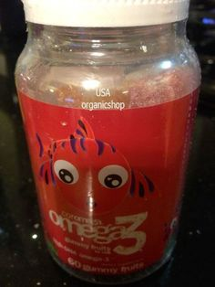 Рыбий жир в виде мармеладных конфет Coromega, Omega-3, Gummy Fruits For Kids