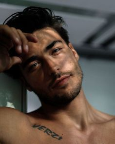 Beautiful Men Faces, Beautiful Boys, Gorgeous Men, Handsome Italian Men, Handsome Boys, Italian Man, Male Model Face, Male Face, Face Men