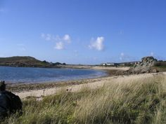Hell Bay beach, Bryher, Isles of Scilly