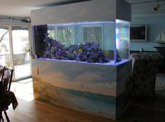 Ocean Kitchen, An Aquarium With A Kitchen Countertop On Top | Architecture  U0026 Interior Design | Pinterest | Countertop, Aquariums And Ocean