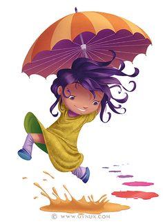 umbrellas.quenalbertini: Colours Splotch | Gynux