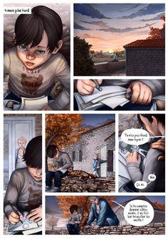 Episode 1 - Page 5 - Astre Rouge - Webcomics.fr