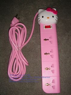for all your hello kitty stuff!