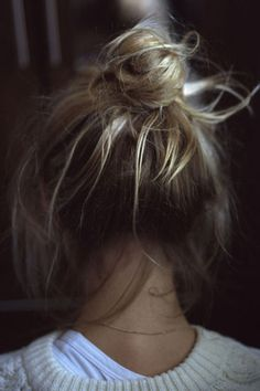 20 Messy-Chic Casual Hairstyles You Need to Try | Daily Makeover