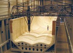 HOLYyyy...a CNC machine that can mill 150m x 9m x 4.25m. That's METERS.