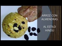 Arroz Al Curry, Muffin, Breakfast, Food, Raisin, Almonds, Food Recipes, Sweets, Healthy