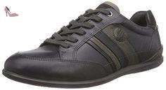 Ecco Ecco Chander, Derby Homme - Noir (moonless01532), 47 EU - Chaussures ecco (*Partner-Link)