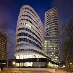 *유엔스튜디오 지속가능한 건축의 대안 제시 [ UNStudio ] DUO² :: 5osA: [오사]