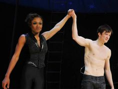 Patina Miller, Matthew James Thomas