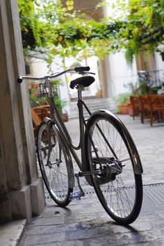 Bella Ciao, Courtyard by Lovely Bicycle!, via Flickr