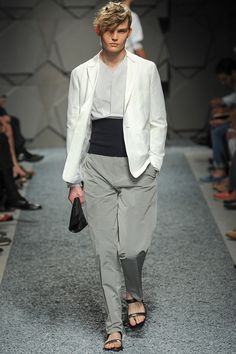 Z Zegna | Spring 2014 Menswear Collection | Style.com
