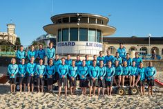 Bondi Rescue ~ The Lifeguards