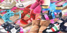 Pohodlná, praktická, zdravá a krásná – taková je správná dětská obuv!  V obchodech Magic Child si můžete vybrat z kvalitní obuvi značek Michael Kors, Garvalin, Agata de la PRADA, Andrea Montelpare, Conino Lamborghini, Gallucci, Dolly by Le Petit Tom, zimní kolekce proslulých válenku  EMU atd. Veškeré modely jsou vyráběny z kvalitní kůže, mají tvarované vložky, jsou průdyšné a velice pohodlné. Zkratka takové, jaké si vaše dítě zaslouží.