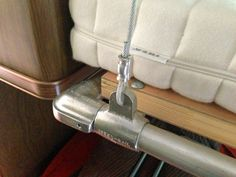 Bunk bed ceiling hooks! ? - Page 8 - Airstream Forums