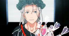 Yuri on Ice -- Young Viktor wow *-* Katsuki Yuri, Victor Nikiforov, Katsudon, Gifs, ユーリ!!! On Ice, Yuri Plisetsky, Image Manga, Yuri On Ice, Cute Gay