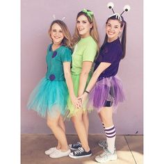 The best Mickey's Not So Scary dates💙💚💜 #sulley #mike #boo #notrandall #mnsshp