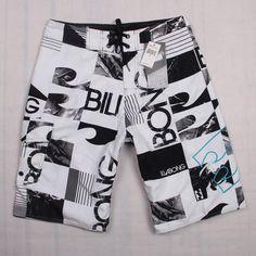 "Men's ""Surfer Boy"" Swimming Trunks (S-XXL) - Style 18"