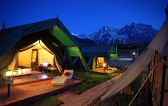 Ahsan Mount Resort / Sonamarg, Jammu and Kashmir, India