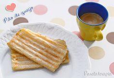 PANELATERAPIA - Blog de Culinária, Gastronomia e Receitas: Pão de Queijo na Sanduicheira