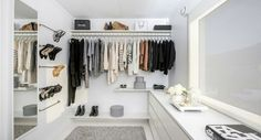 The best closets have more to offer than their contents. If you ask us, it's the structural...