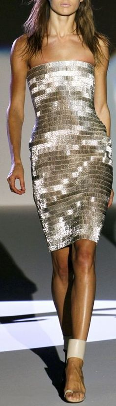 Couture Power Dress