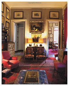 Oberto Gili book, Home Sweet Home: Sumptuous and Bohemian Interiors