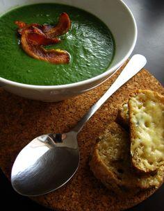 frommarysity: Najlepšia špenátová polievka