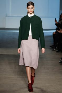Derek Lam Fall 2014 RTW - Review - Fashion Week - Runway, Fashion Shows and Collections - Vogue