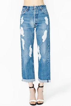 Smitten Boyfriend Jeans