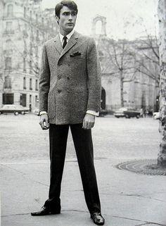 60s fashion...