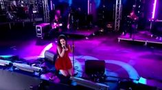 """Lana De Rey performing """"Body Electric"""" at Hackney Weekend 2012. Track from her new album """"Born To Die: The Paradise Edition"""""""
