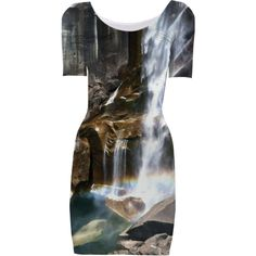Vernal Falls Dress Too from Print All Over Me