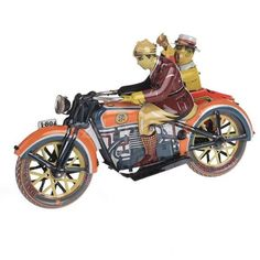 wind up motorcycle - Google Search