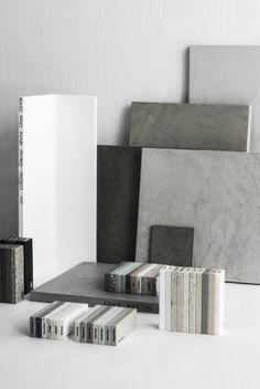 #materials #conglomerates #resins #kitchen Technical marble, Corian® Dupont, concrete resins    Todeschini Cucine