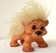 Vintage DAM Lion Troll