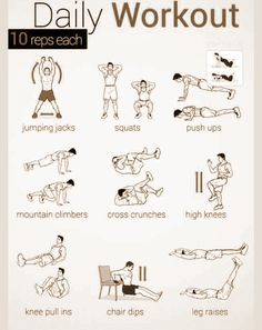 10 Daily Workout