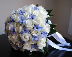 Wedding bouquet/color ideas