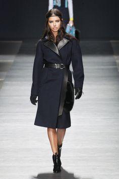 Adriana Lima Walked 2 Huge Runways at Milan Fashion Week, Stole the Show at Both