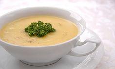 Süßkartoffel-Ingwer-Suppe (5 Elemente/TCM)