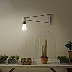 Luminaire et ampoule design de la marque Plumen