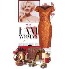 Marilyn Monroe inspired fashion