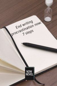 zhannadesign: End writing procrastination now: 7 steps