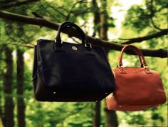 New Tory Burch Fall Bag Collection