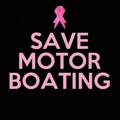 Save Motorboating Breast Cancer Awareness by JeylaFashions on Etsy Breast Cancer Quotes, Breast Cancer Shirts, Breast Cancer Walk, Breast Cancer Support, Breast Cancer Awareness, Breast Cancer Fundraiser, Ribbon Design, Boating, Etsy
